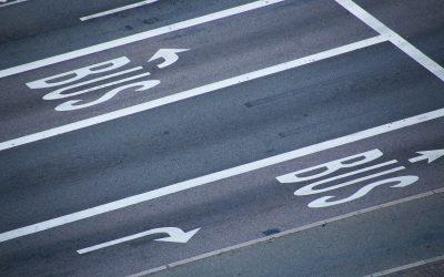 Heerstraße: Intelligente Buslenkung